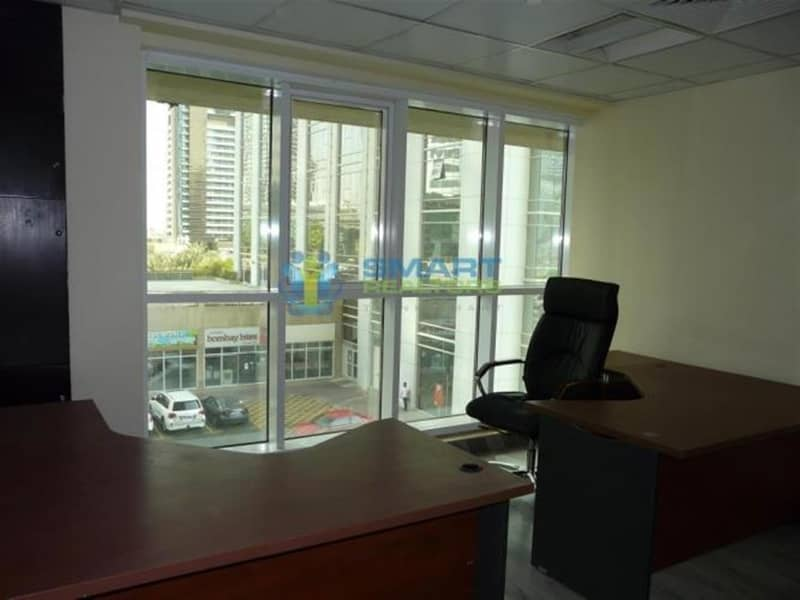 10 Fully Fitted Office Available for Rent in The Palladium