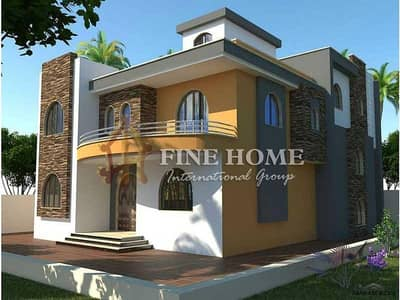 6 Bedroom Villa for Sale in Al Muroor, Abu Dhabi - Commercial Villa in  Al Muroor Area . Abu Dhbai