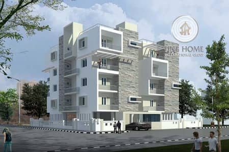 High Income Building in Al Muroor area.