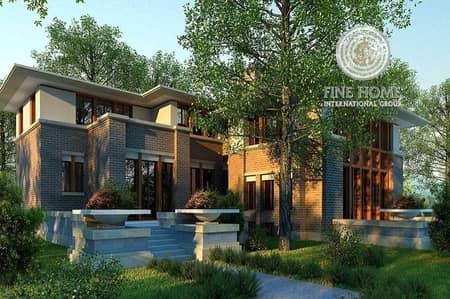 9 Bedroom Villa for Sale in Khalifa City A, Abu Dhabi - Nice Brand New 9 MBR Villa in Khalifa City