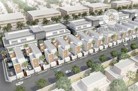 10 Bedroom Villa for Sale in Khalifa City A, Abu Dhabi - Nice 8 Villas Compound In Madinat khalifa