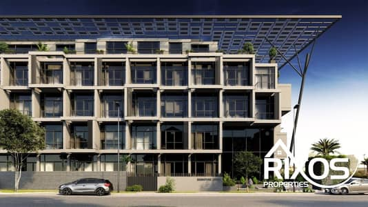بنتهاوس 2 غرفة نوم للبيع في قرية جميرا الدائرية، دبي - Pool View Corner Unit - Solar & Nest Technology - Exceptional Quality