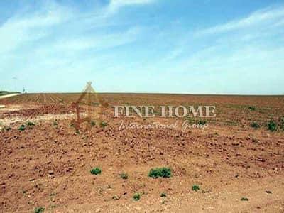 Plot for Sale in Shakhbout City (Khalifa City B), Abu Dhabi - Corner Mix used Land in Shakhabout City