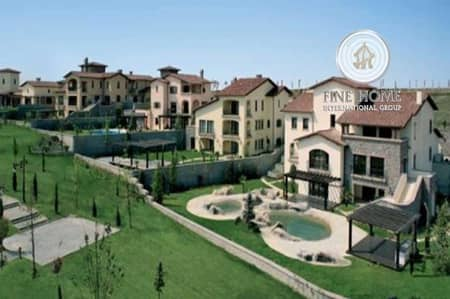 فیلا 5 غرفة نوم للبيع في مدينة شخبوط (مدينة خليفة ب)، أبوظبي - Modern Corner 5 Villas Compound in Shakhbout