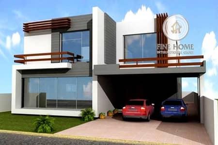 فیلا 5 غرف نوم للبيع في مدينة شخبوط (مدينة خليفة ب)، أبوظبي - Magnificent 5 B.R Villa in Shakbout city