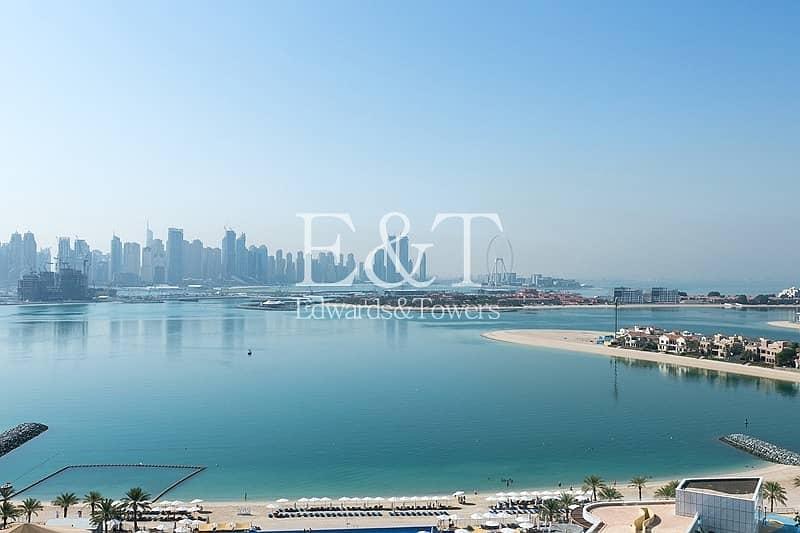 2 High floor | Sea Skyline Views | Rented | PJ