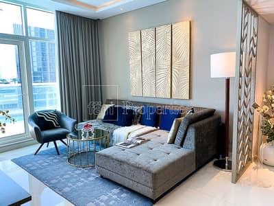 شقة 2 غرفة نوم للبيع في الخليج التجاري، دبي - 2BR Fully Furnished | Damac Maison Prive