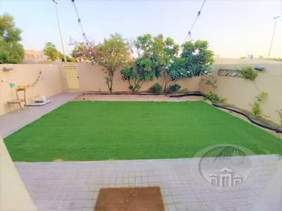 فیلا 2 غرفة نوم للايجار في الينابيع، دبي - Springs 4|2+Study|4E|Landscape garden|85k 4 Payments
