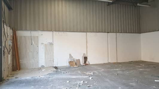 Warehouse for Rent in Industrial Area, Sharjah - 1,500 SqFt Warehouse close to Dubai in Industrial Area No. 3, Sharjah