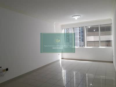 1 Bedroom Apartment for Rent in Al Khalidiyah, Abu Dhabi - Big Size 1 Bed with Pool&Gym in Khalidiah