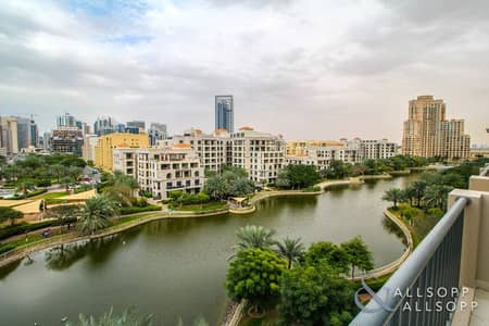 1 Bedroom Apartment for Sale in The Views, Dubai - One Bedroom  | Canal View  | Chiller Free