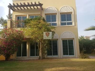 فیلا 2 غرفة نوم للايجار في مثلث قرية الجميرا (JVT)، دبي - فیلا في فلل طراز البحر المتوسط مثلث قرية الجميرا (JVT) 2 غرف 104000 درهم - 4347569