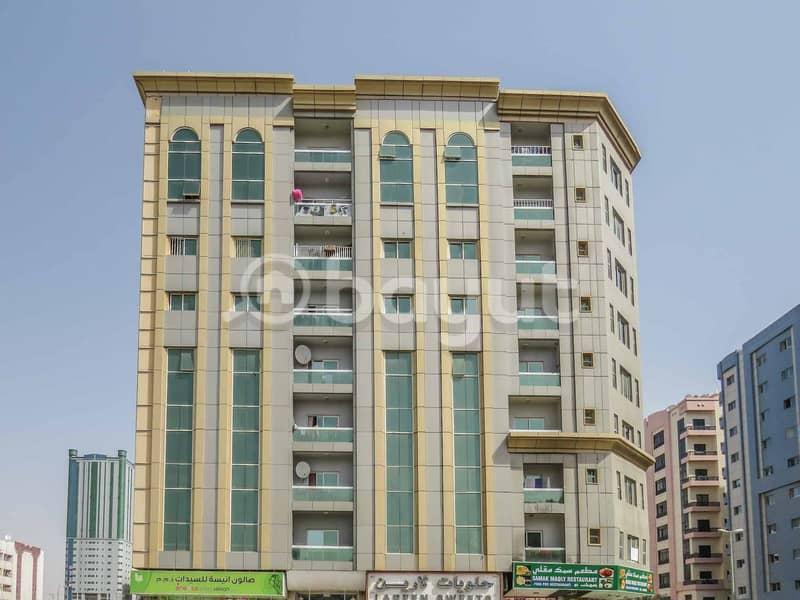 شقة في شارع الملك فيصل 2 غرف 29000 درهم - 4347884
