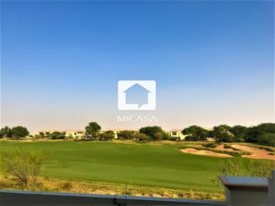 3 Bedroom Villa for Rent in Jumeirah Golf Estate, Dubai - Exclusive I Full Golf Course View I Genuine Listing.