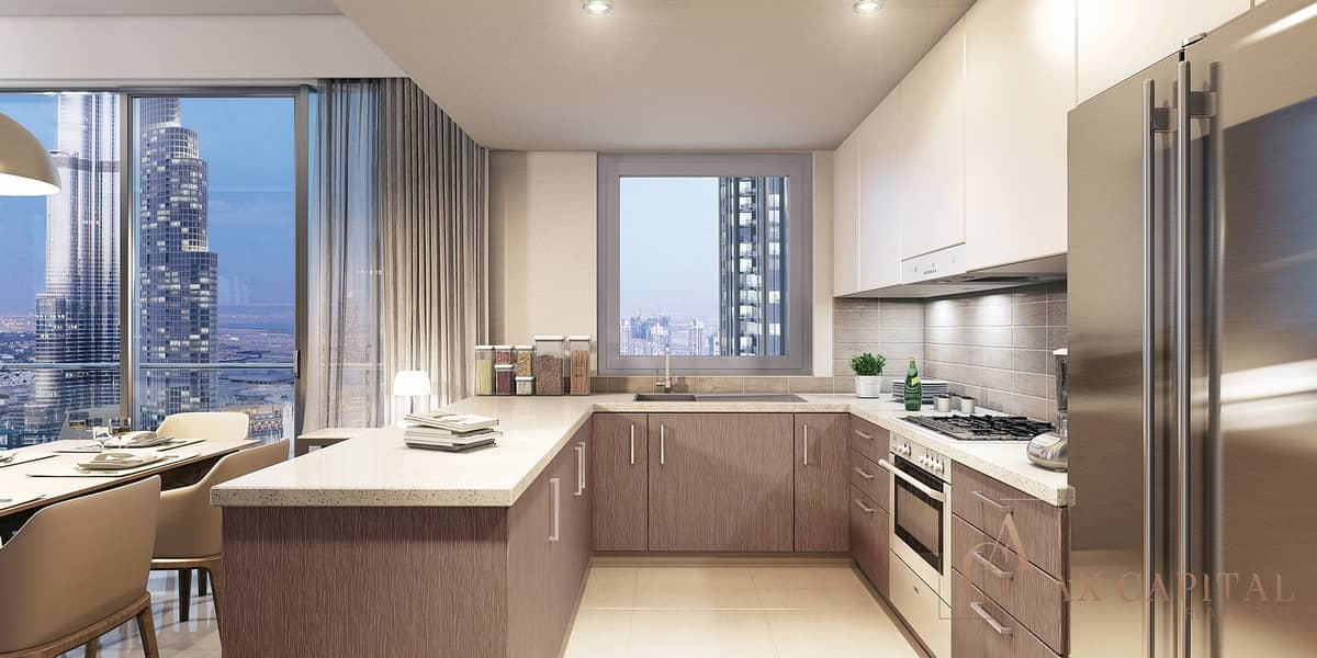 12 CAPTIVATING APARTMENT IN FORTE DOWNTOWN DUBAI