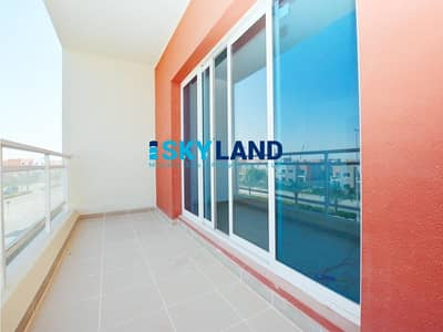 1 Bedroom Flat for Sale in Al Reef, Abu Dhabi - High Quality 1BR w/ Nice Balcony and Parking