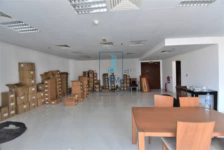 Office for Rent in Jumeirah Lake Towers (JLT), Dubai - Well maintained Fitted Office in Dome Tower