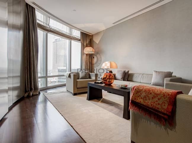 10 1 Bed Apt in Armani Residences|Best Investment in Downtown