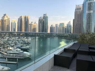 شقة 2 غرفة نوم للبيع في دبي مارينا، دبي - تملك شقة في المارينا بخطة دفع بعد الاستلام