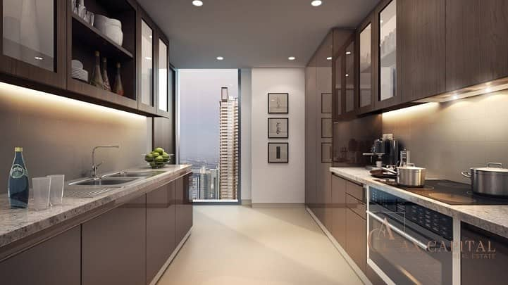 2 BREATH TAKING APARTMENT I PAYMENT PLAN I BLVD HEIGHTS 1