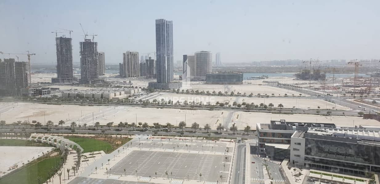 13 No Commission and 1 Month free For  2+1 BR Apartment With Amazing Facilities In Reem Island