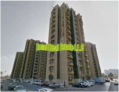 شقة 2 غرفة نوم للبيع في الراشدية، عجمان - شقة في أبراج الراشدية الراشدية 2 غرف 290000 درهم - 4348396