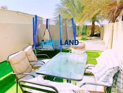 فیلا 3 غرفة نوم للايجار في الريف، أبوظبي - Extended Garden | Single Row Villa | Modified Kitchen