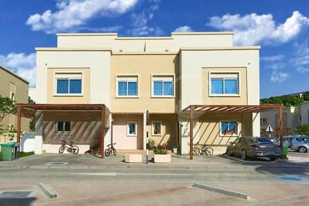 فیلا 2 غرفة نوم للايجار في الريف، أبوظبي - LOWEST PRICE!! Double Row Villa in Reef!