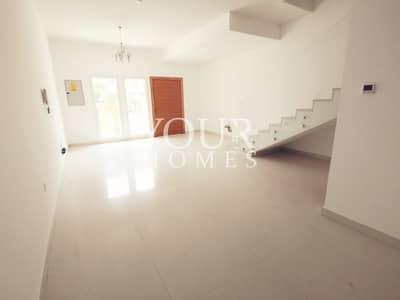 تاون هاوس 3 غرفة نوم للبيع في قرية جميرا الدائرية، دبي - Spacious 3 Bed + Maids TH for Sale @