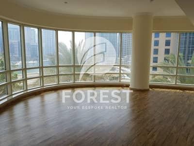 شقة 2 غرفة نوم للايجار في دبي مارينا، دبي - Upgraded 2 BR with Full Marina View | Unfurnished