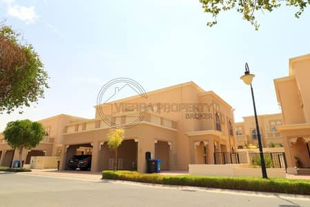 4 Bedroom Villa for Sale in Dubai Silicon Oasis, Dubai - CLOSE TO SPINNEYS & POOL | WELL MAINTAINED | WIDE OPEN