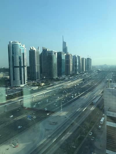 1 Bedroom Flat for Rent in Dubai Marina, Dubai - Balcony View