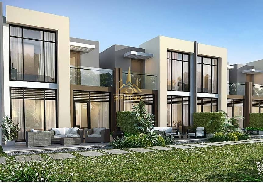 Own Your Luxurious 4BR VILLA  AT AKOYA OXYGEN