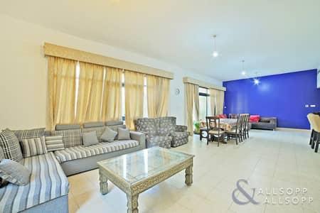 فلیٹ 3 غرف نوم للبيع في الروضة، دبي - Large 3 Bedrooms | Full Pool View | 2 Parking