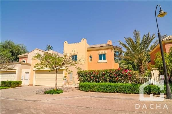 2 Spacious C2  High demand Villa