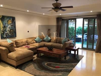 تاون هاوس 4 غرف نوم للبيع في جزيرة السعديات، أبوظبي - Luxurious Mediterranean Quadplex  Villa