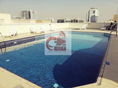 1 Bedroom Flat for Rent in Al Mamzar, Dubai - 1-Month Free /Chiller Free / Huge 1-B/R= with all facilities call
