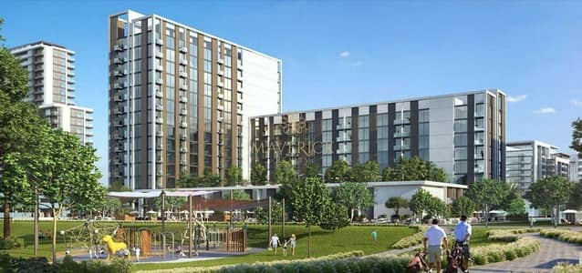 فلیٹ 1 غرفة نوم للبيع في دبي هيلز استيت، دبي - Golfville by Emaar | 50% DLD Fee - Handover 2022