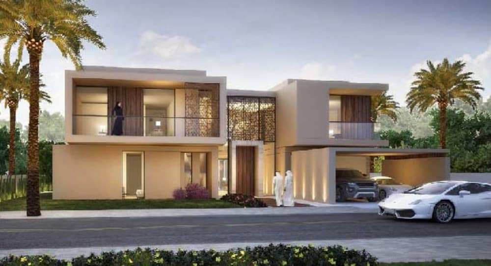 2 BHK Town House In MBR City On Payment Plan