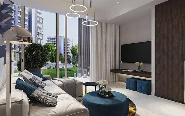 16 2 BHK Town House In MBR City On Payment Plan