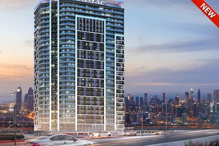 فلیٹ 1 غرفة نوم للبيع في الخليج التجاري، دبي - 1 BHK in Business Bay| Pay 6.999 monthly!