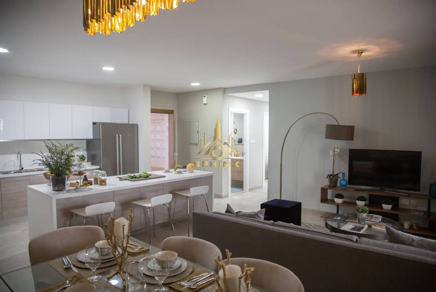 2 3 years Service Charges  Waived for  Affordable Luxury Units