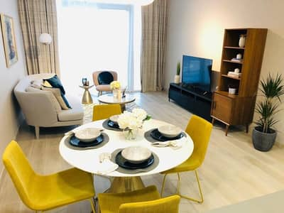 1 Bedroom Apartment for Sale in Jumeirah Village Circle (JVC), Dubai - For Sale 1BHK in the highest building in JVC with 48 month post handover pp