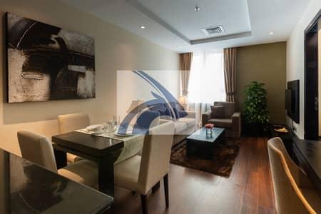 استوديو  للايجار في أرجان، دبي - Luxury Exec  STUDIO | 3250 | Fully Furnished & Serviced | 12 Cheques | No Agency Commission | Direct From Owner
