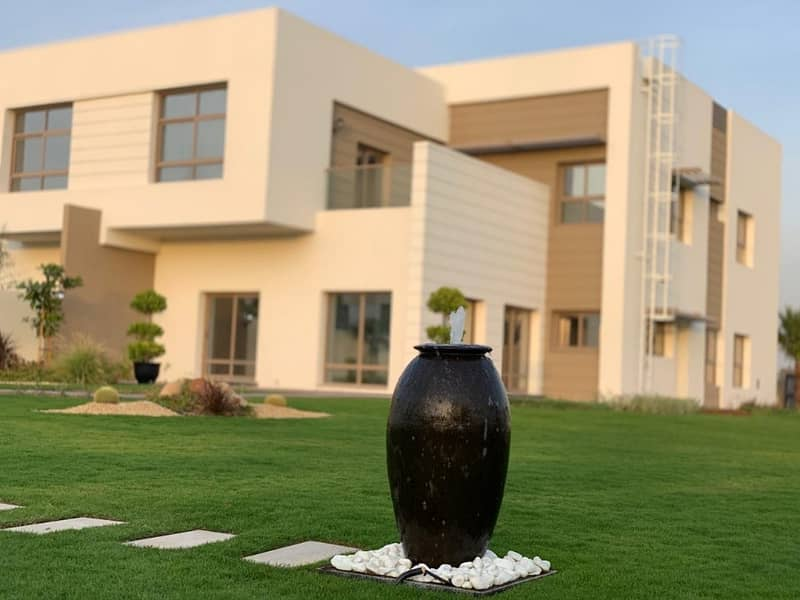 Ready 5 BHK Villa in Sharjah with 60 month Post Handover Plan