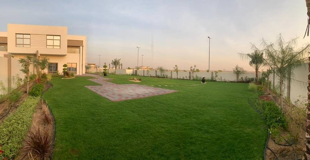 20 Ready 5 BHK Villa in Sharjah with 60 month Post Handover Plan