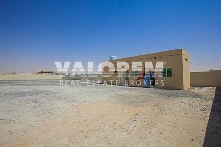 Plot for Rent in Emirates Industrial City, Sharjah - 613 Sqf.for Rent in Al-Sajah Sharjah