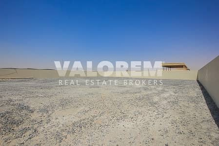 Plot for Sale in Emirates Industrial City, Sharjah - Open Yard Brand New 66