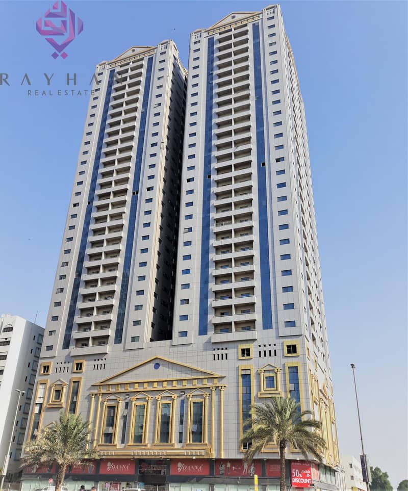 13 NO COMMISSION & Direct from Owner |SPACIOUS FLATS AVAILABLE IN AL WAHDA AREA | Book Now to Avail the PROMO