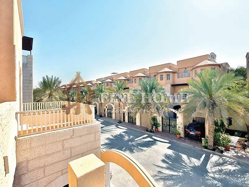 5BR+M Villa in Mushrif Gardens . Abu Dhabi